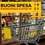 Buoni Spesa emergenza Covid: conclusa terza fase assegnazione