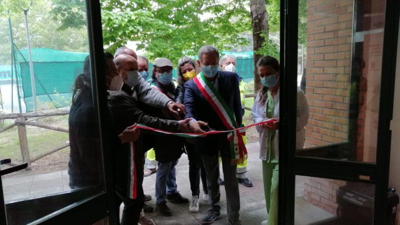 Fabro Scalo, 54 vaccinazioni nel nuovo punto vaccinale territoriale dell'Orvietano