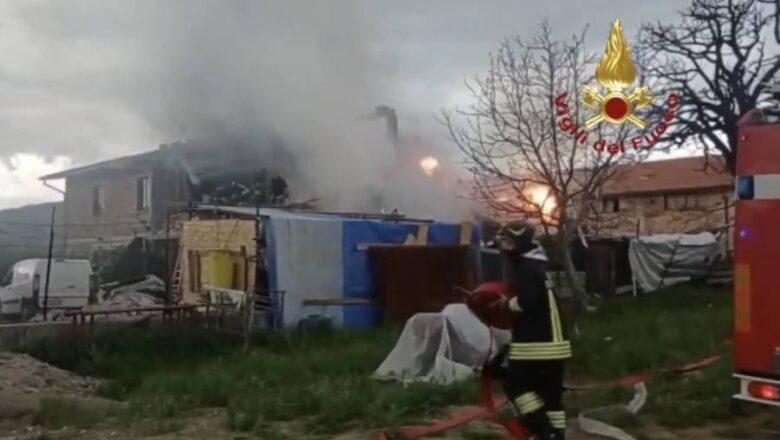 """Esplosione a Gubbio, presidente Tesei: """"Tragedia che colpisce tutta la nostra regione"""""""