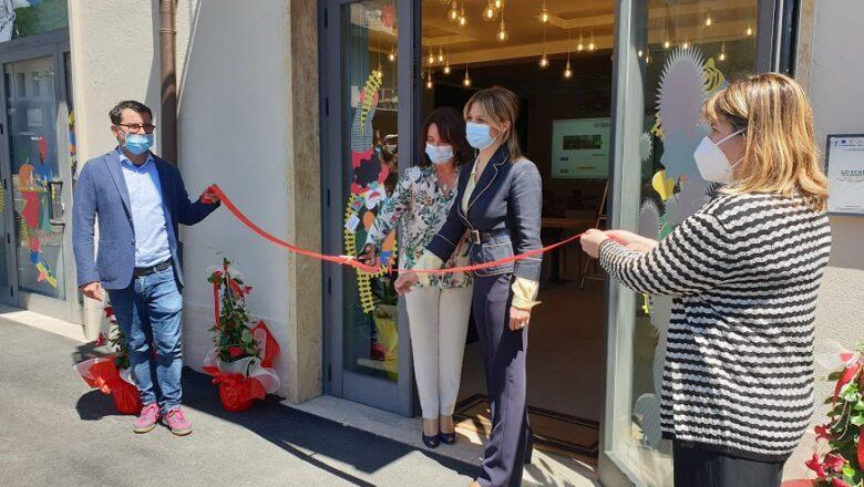 """Inaugurato il Community Hub """"Lo Scalo"""" welfare e servizi innovativi nel quartiere di Orvieto Scalo"""