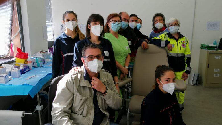 """""""Vaccine Day"""" domenica 9 maggio, team sanitari della Usl Umbria 2 al lavoro per somministrare circa 2350 dosi"""