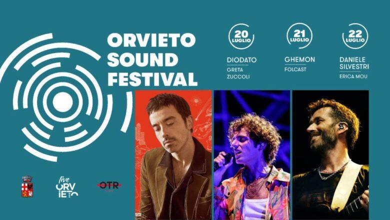 Orvieto Sound Festival 🗓 🗺 🗓 🗺