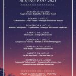 "Porano,  Stagione Teatrale ""SUMMER FEST 2021"""