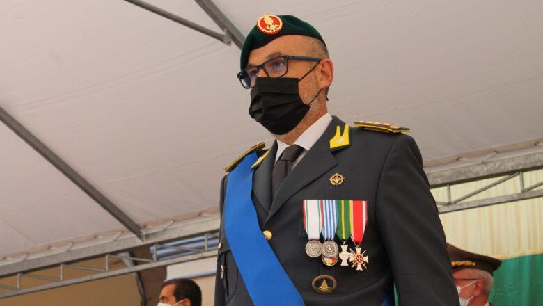 """Il colonnello Massimiliano Martina, è il nuovo comandante della """"Monte Grappa"""""""
