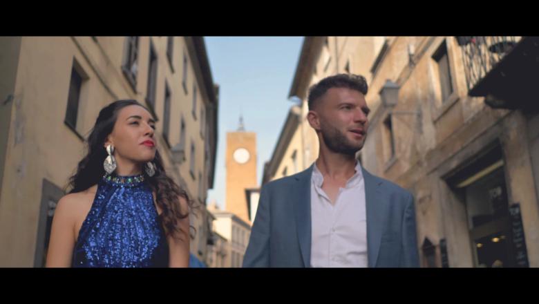 """Sarà presentato ufficialmente dalla Rai il nuovo videoclip del brano """"Dove Sei"""" di Gianfranco Foscoli girato a Orvieto"""