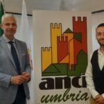 Consulta Anci Giovani. Coordinatore Damiano Bernardini, vice Daniele Marcelli