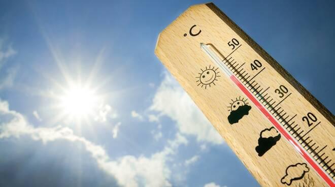 Emergenza Calore 2021: temperature stabili oltre i 35° fino a venerdì 9 luglio