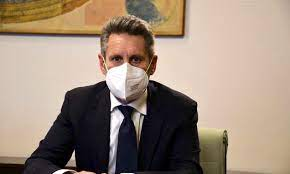 Coronavirus: casi in risalita, appello del Commissario Covid Umbria D'Angelo alla vaccinazione