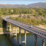 Riaperto ai mezzi pesanti il ponte sul Lago di Corbara