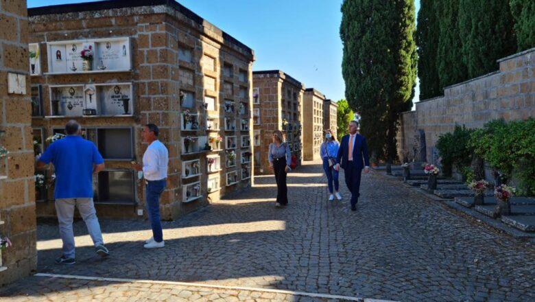 Dal comune 50 mila Euro per la manutenzione straordinaria dei cimiteri